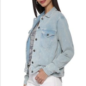 ❤️Z Supply knit denim jacket small SOLD OUT
